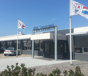 VDL Systems Uden, bedrijfspand luchtkanalen, gezonde lucht op kantoor | Ventilatie Techniek Brabant