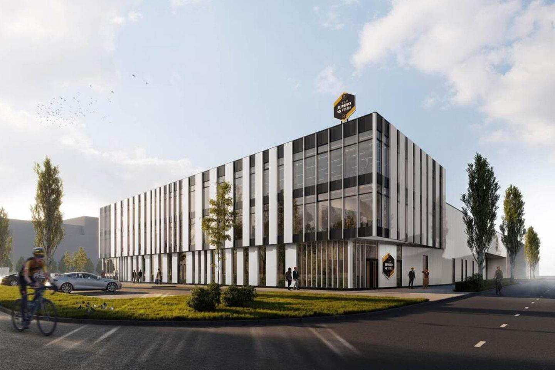 Het Zuiderkruis, thuisbasis Jumbo-Visma, Het Zuiderkruis Den Bosch | Ventilatie Techniek Brabant