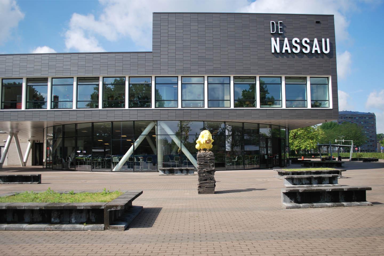 De Nassau Breda, ventilatie op school, schoolventilatie, gezonde lucht op school | Ventilatie Techniek Brabant
