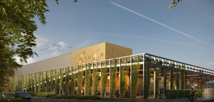 VDG Schiphol, VDG warehouse Schiphol, warehouse Hoofddorp   Ventilatie Techniek Brabant
