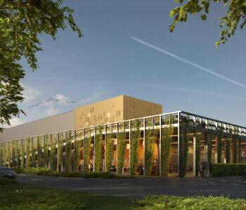 VDG Warehouse Schiphol, luchtkanalen voor VDG Warehouse Schiphol | Ventilatie Techniek Brabant