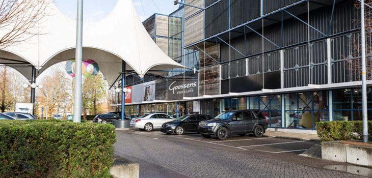 Goossens Almere, woonwinkel Goossens, Goossens Almere, installaties woonwinkel | Ventilatie Techniek Brabant