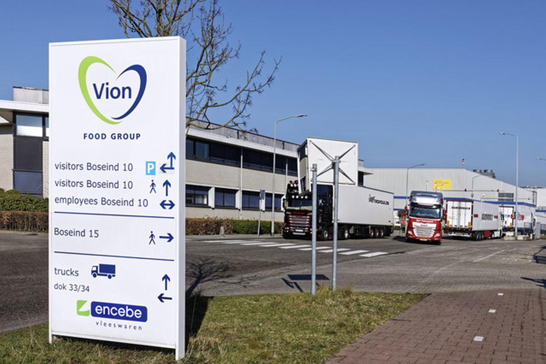 Vion Food Group Boxtel, Vion Boxtel, installaties kantoor | Ventilatie Techniek Brabant