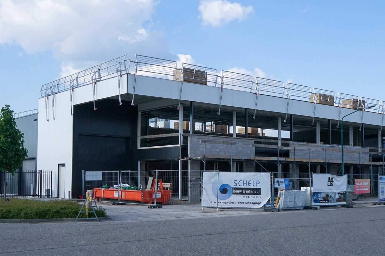 Van Zutphen Installatietechniek, Van Zutphen Eersel, installaties bedrijfspand | Ventilatie Techniek Brabant